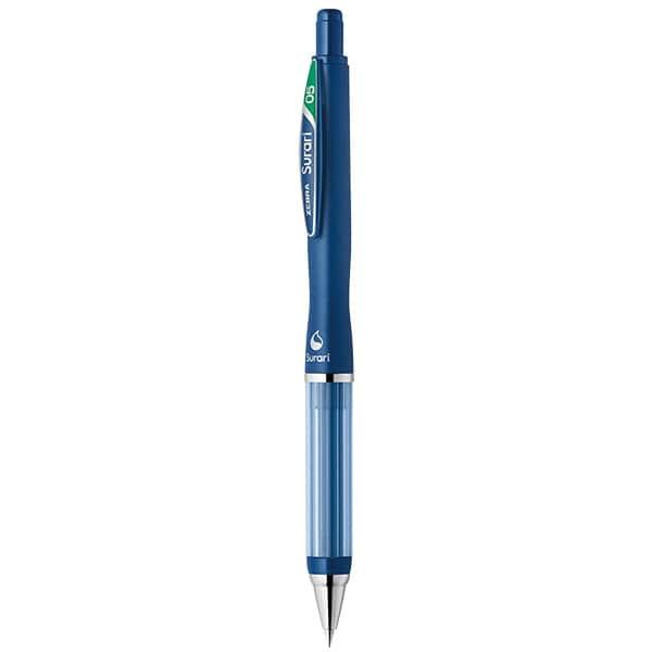 ゼブラ スラリエアーフィットグリップ エマルジョンインクペン 0.5mm BAS62