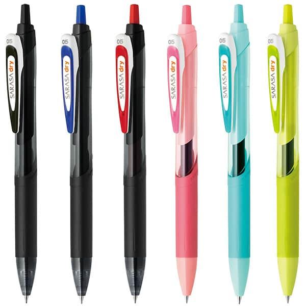ゼブラ サラサドライ 水性ボールペン 0.5mm JJ31
