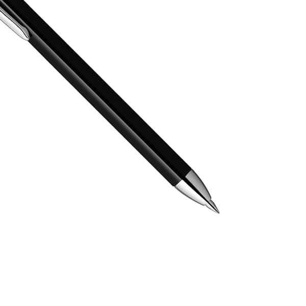 ゼブラ フォルティアef 油性ボールペン 0.5mm BA92