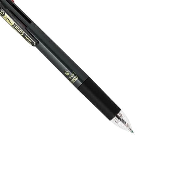 ゼブラ スラリマルチ 多機能ペン 4色ボールペン+シャープペン B4SAS11