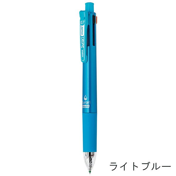ゼブラ スラリマルチ 多機能ペン 4色ボールペン+シャープペン B4SA11