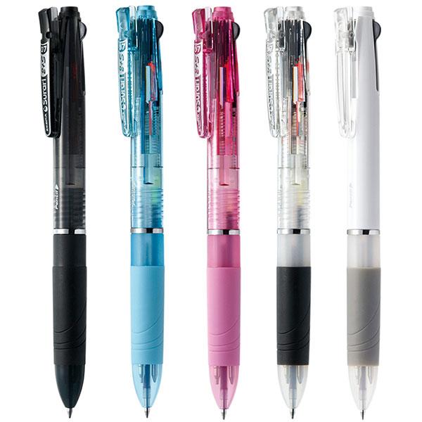 ゼブラ スラリ2+S 多機能ペン 2色ボールペン+シャープペン B2SA11