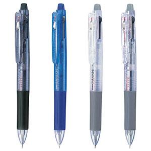 ゼブラ サラサ2+S 多機能ペン 2色ボールペン+シャープペン SJ2