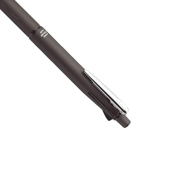 ゼブラ クリップ-オン マルチ2000 4色ボールペン+シャープペン B4SA4