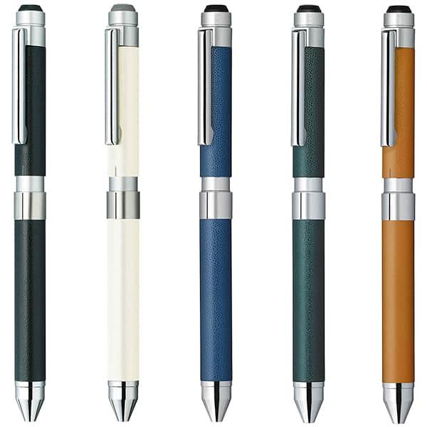ゼブラ シャーボ X CL5 多機能 2色ボールペン+シャープペン SB15