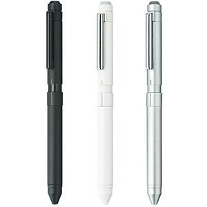 ゼブラ シャーボ X ST3 多機能 2色ボールペン+シャープペン SB14