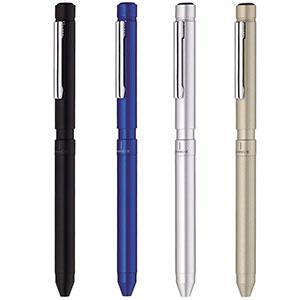 ゼブラ シャーボ X LT3 多機能 2色ボールペン+シャープペン SB22