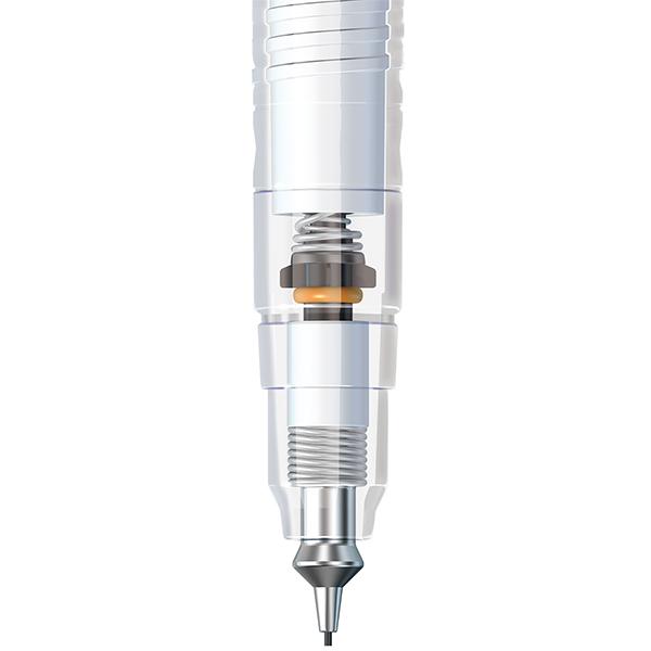 ゼブラ デルガード シャープペン 0.5mm P-MA85