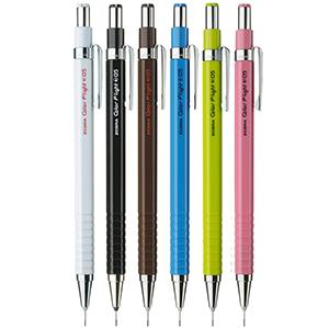 ゼブラ カラーフライト シャープペン 0.5mm MA53