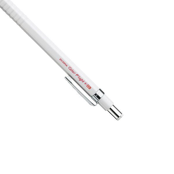 ゼブラ カラーフライト シャープペン 0.3mm MAS53