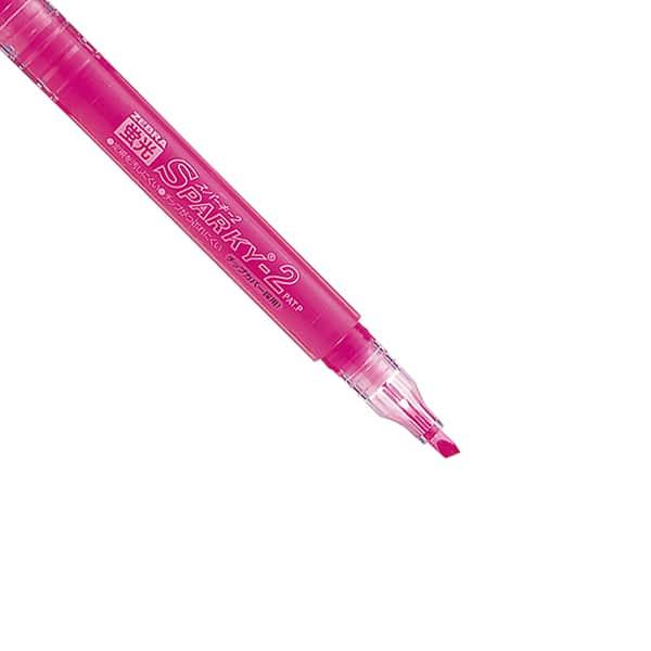 ゼブラ 蛍光スパーキー2 蛍光ペン WKT3