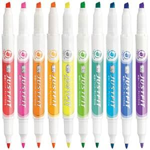 ゼブラ ジャストフィット 蛍光ペン WKT17
