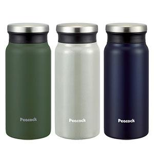 ピーコック ステンレスマグボトル 400ml AMZ-40
