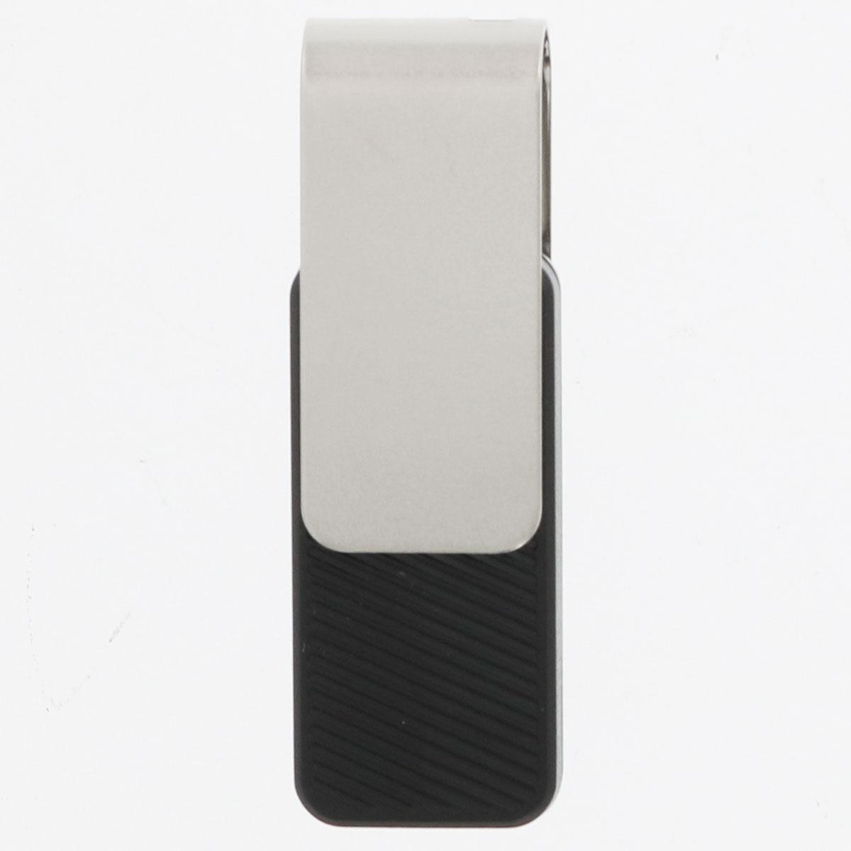 TEAM製 キャップレスUSBメモリ 8GB C142