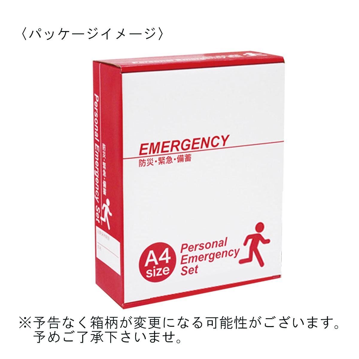1日サポート災害対策セット 11点セット