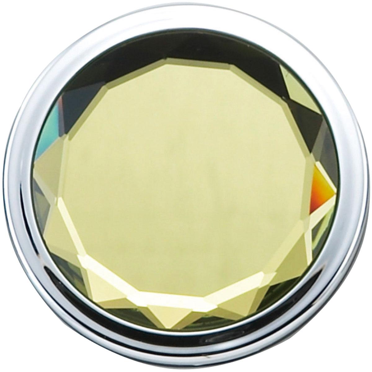 コンパクトカラージュエルミラー 2倍拡大鏡付き
