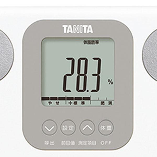 タニタ 体組成計 シンプルコンパクト BC-759