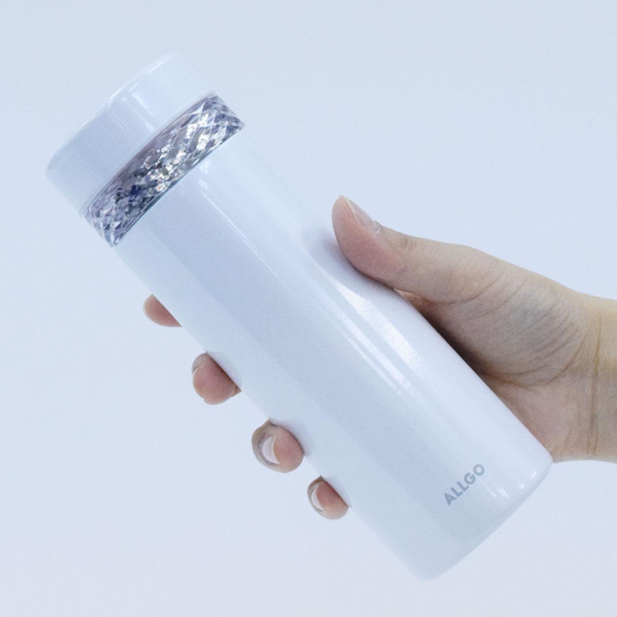 まほうびん構造 ステンレスマグボトル クリスタルマグ 300ml
