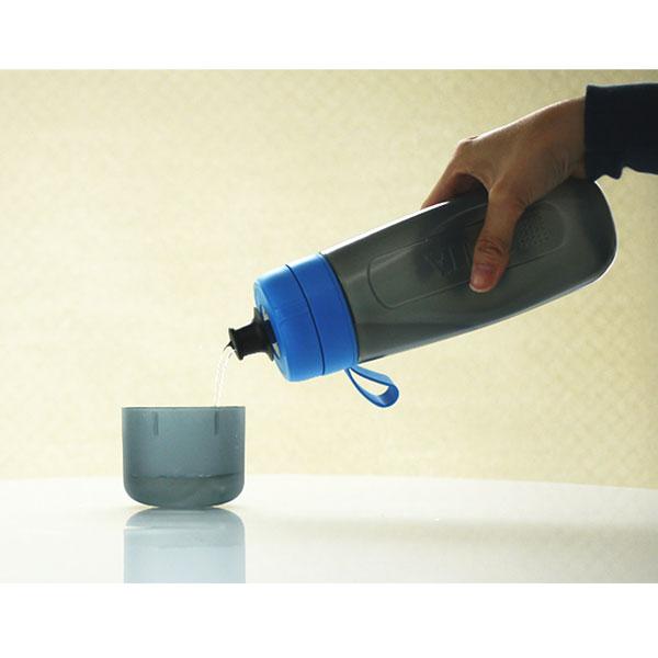 BRITA(ブリタ) 浄水機能付きボトル フィルアンドゴーアクティブ 600ml 包装箱入り
