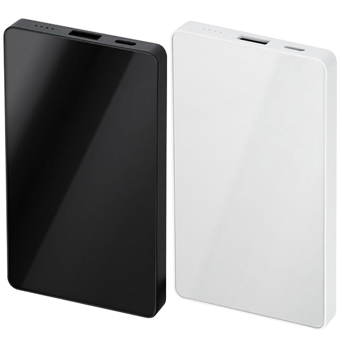 PSEモバイルバッテリー カバータイプ 4,000mAh