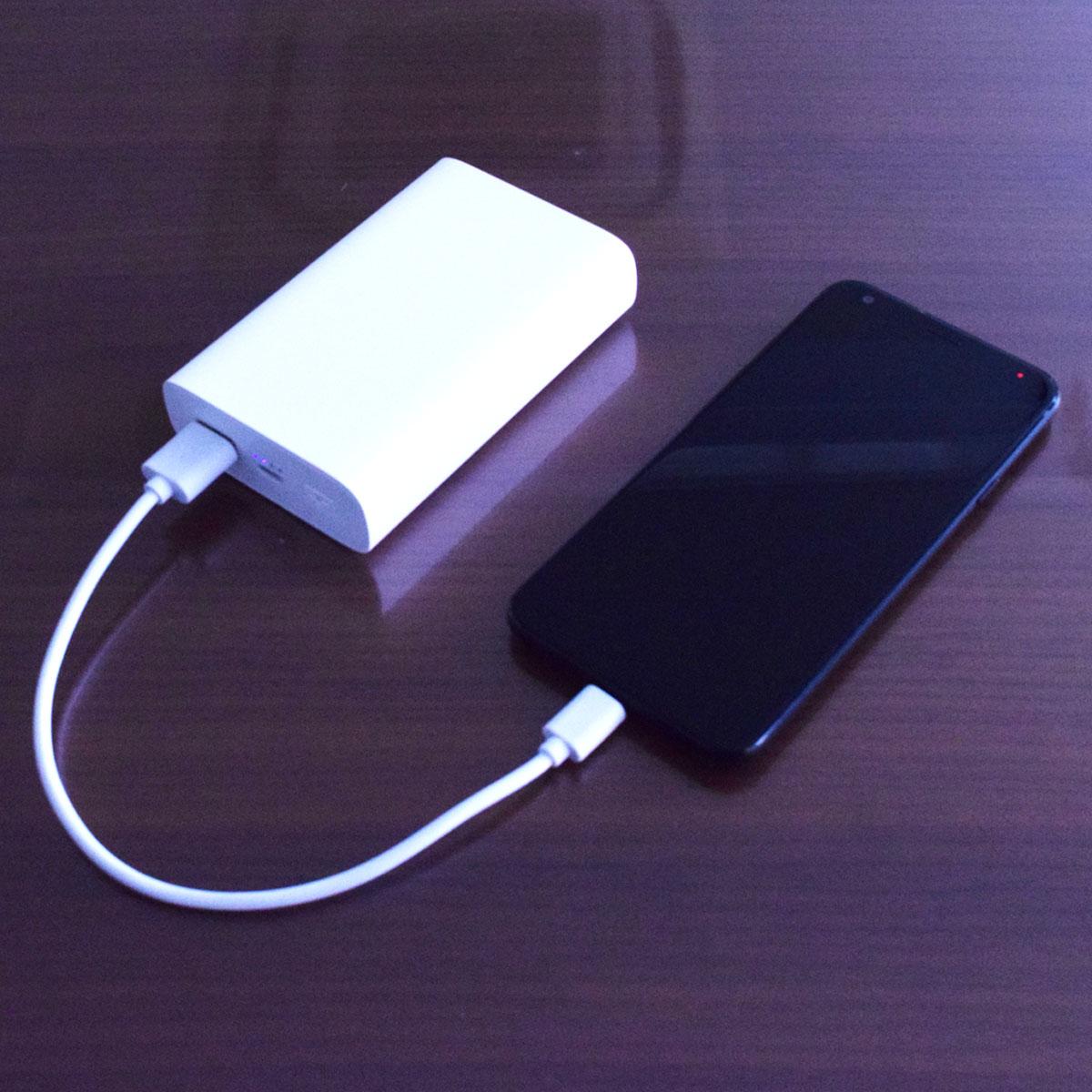 PSEモバイルバッテリー 10050mAh
