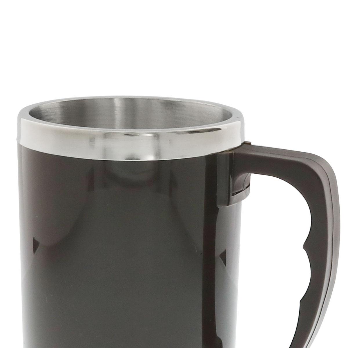 フタ付き ステンレスマグカップ 320ml 二重構造