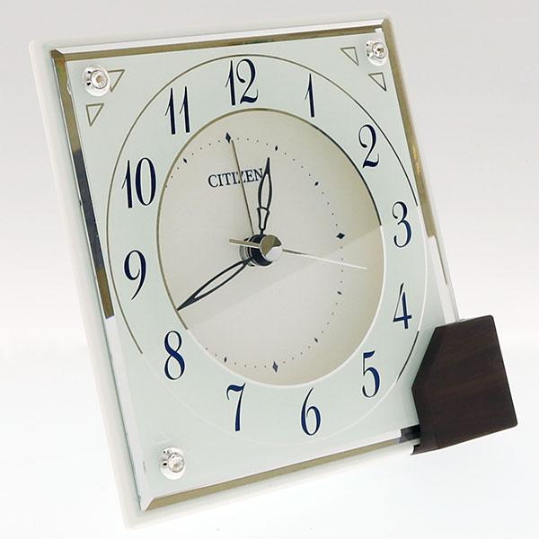 シチズン アラーム付クオーツ置時計 8RG625