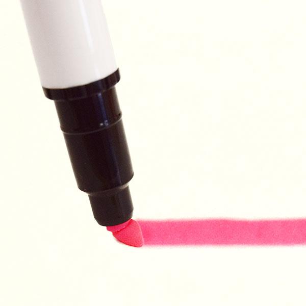 ぺんてる 蛍光ペン フィットライン SLW11 名入れ専用白軸