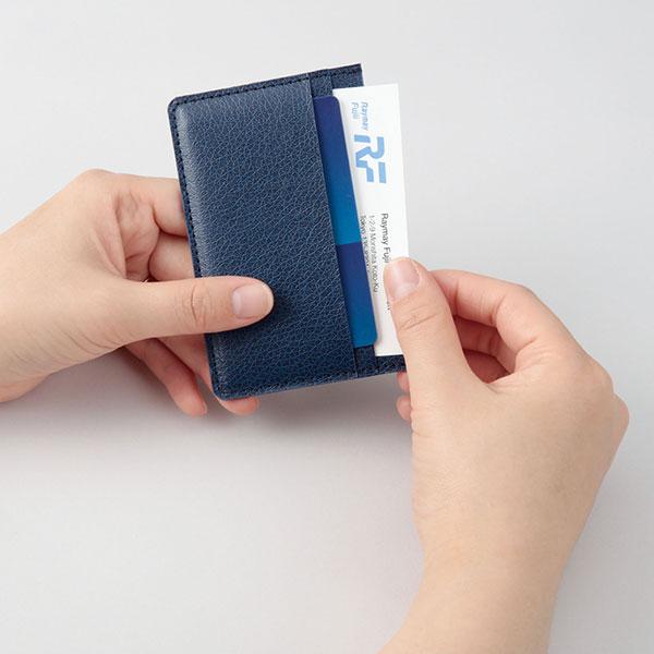レイメイ藤井 ツァイトベクター カードケース