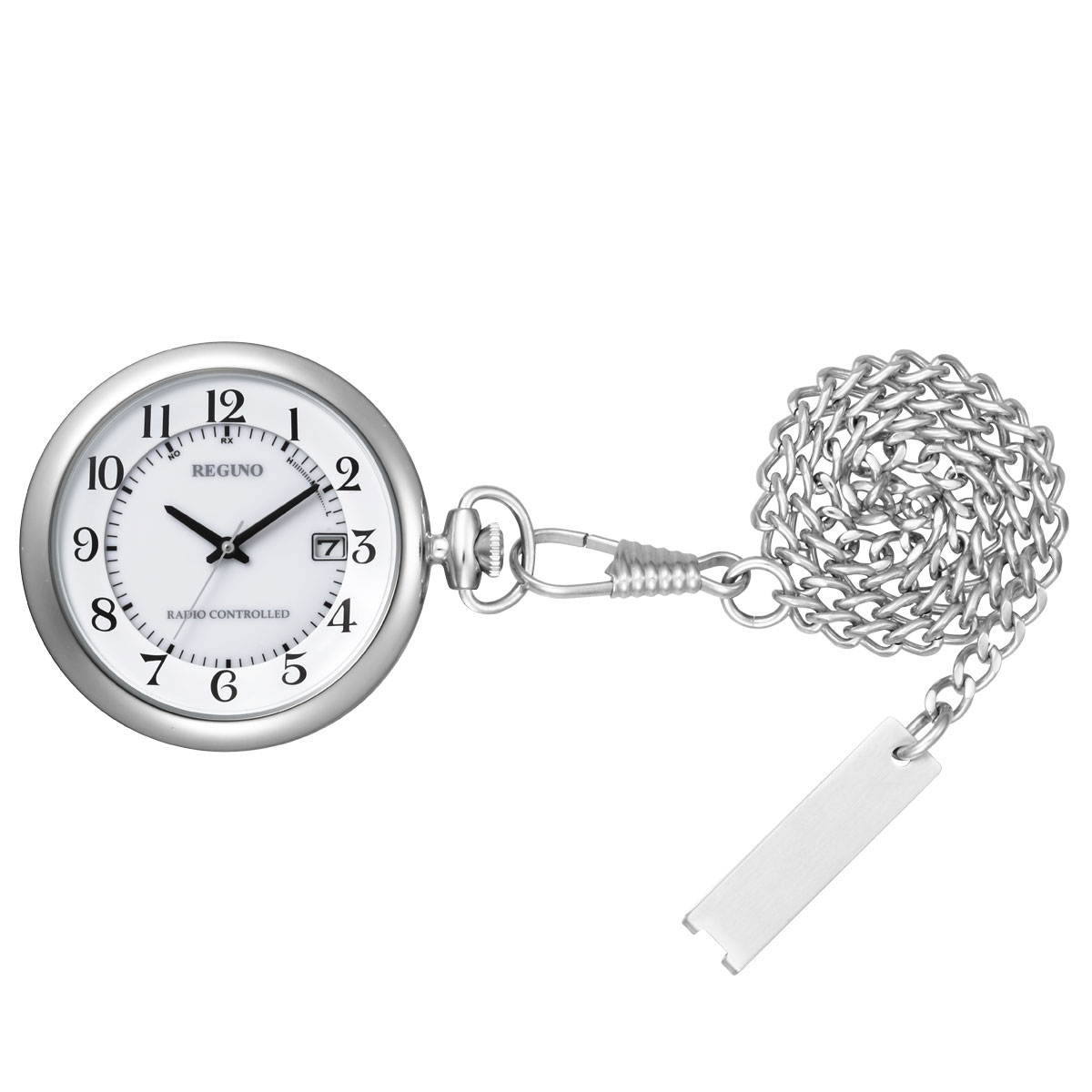 シチズン時計 REGUNO ソーラーテック電波時計 スタンダード KL7-914-11