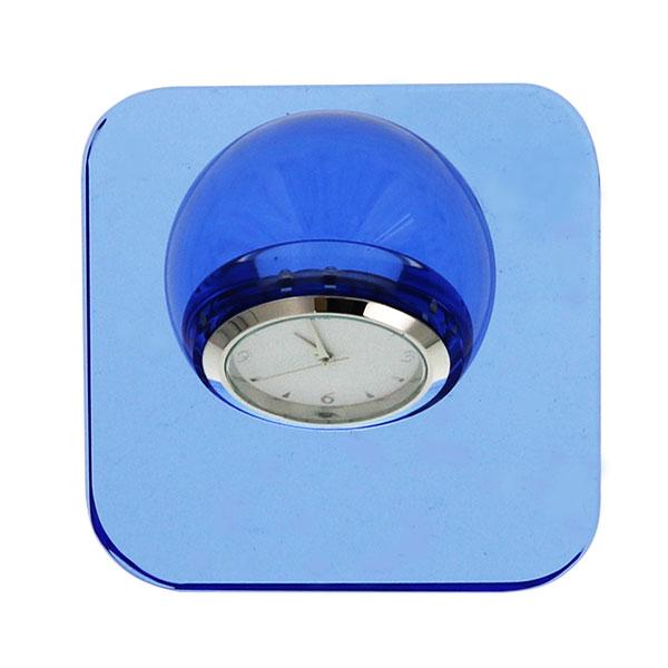 光学ガラス時計 フリーダムグローブ