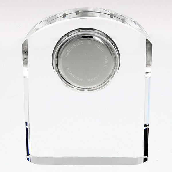 光学ガラス時計 ワイドゲートクロック