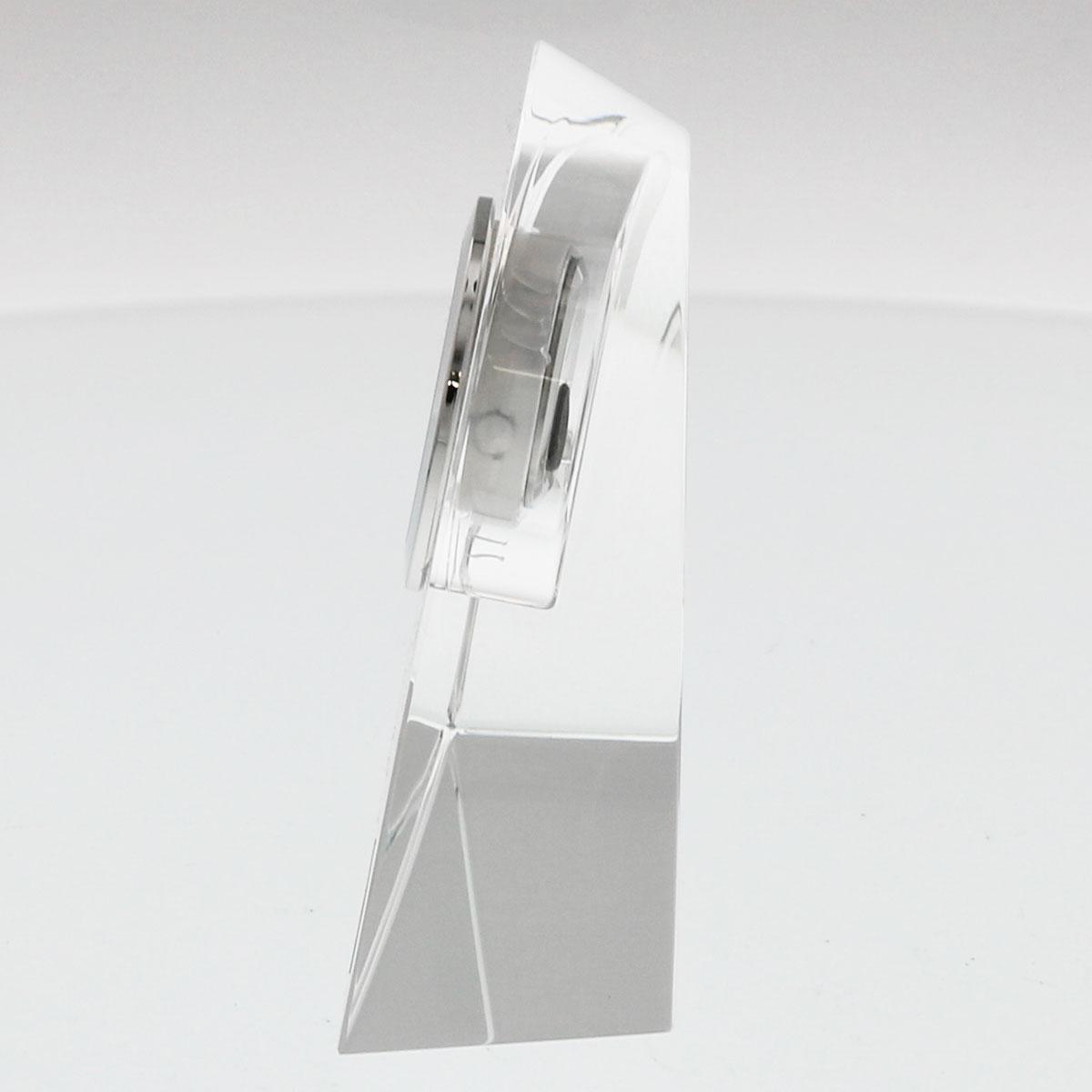 NARUMI グラスワークス アーチクロックM