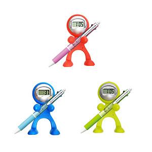 クロックレンジャー 三菱鉛筆 ジェットストリーム 3機能トリプルペンセット