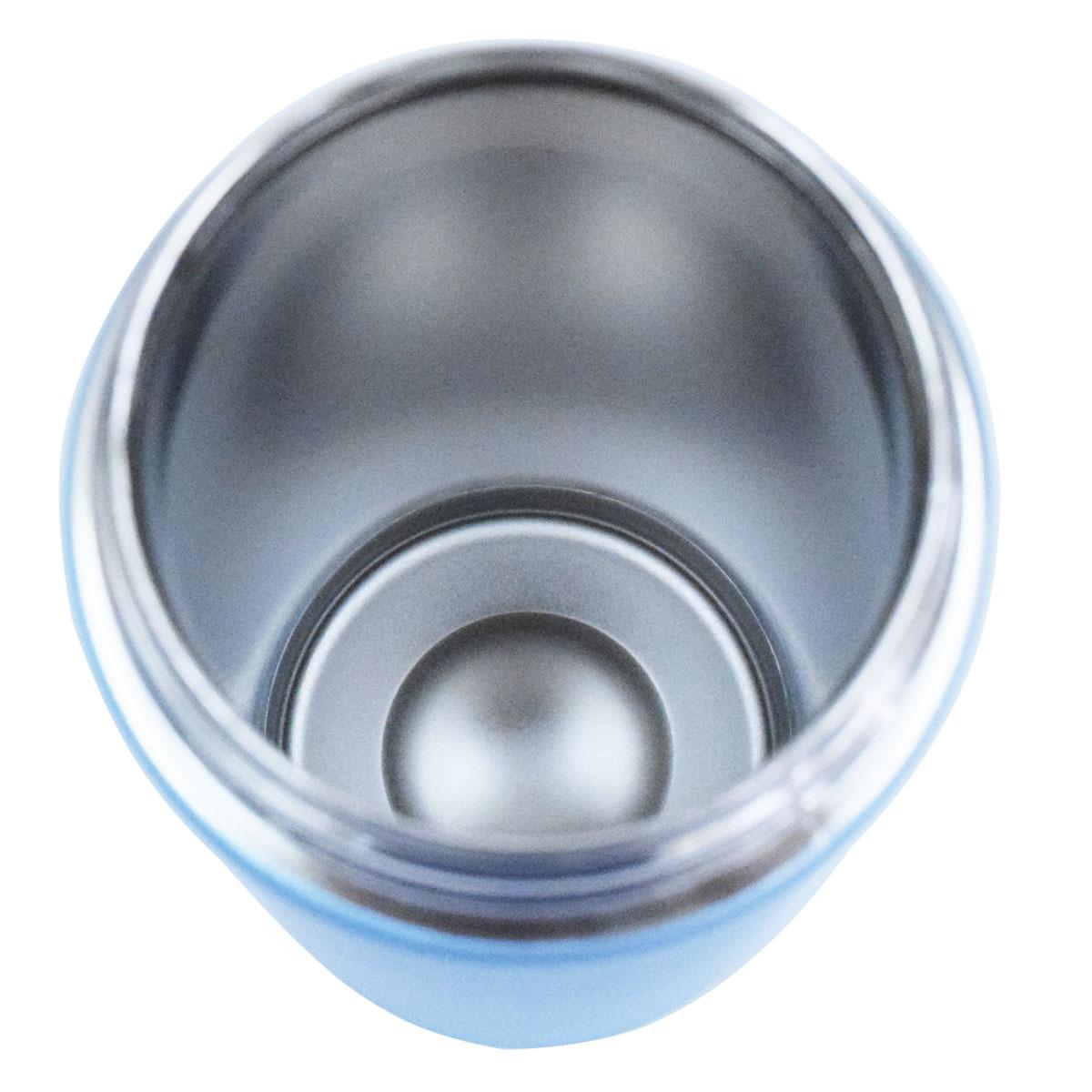 氷ストッパー付 真空二重構造スリムマグボトル 300ml