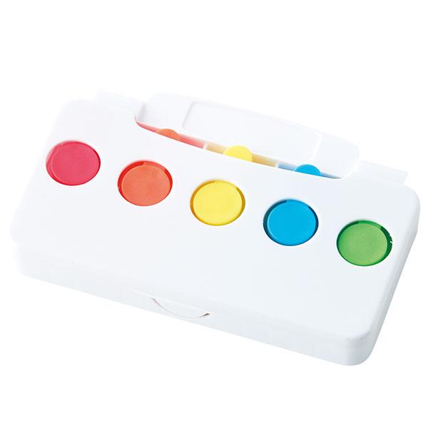 コンパクトマーカー5色セット
