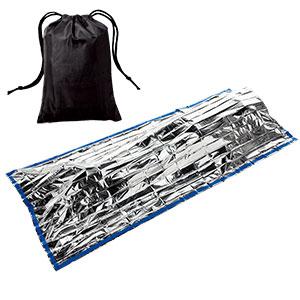 アルミ寝袋 ポーチ付