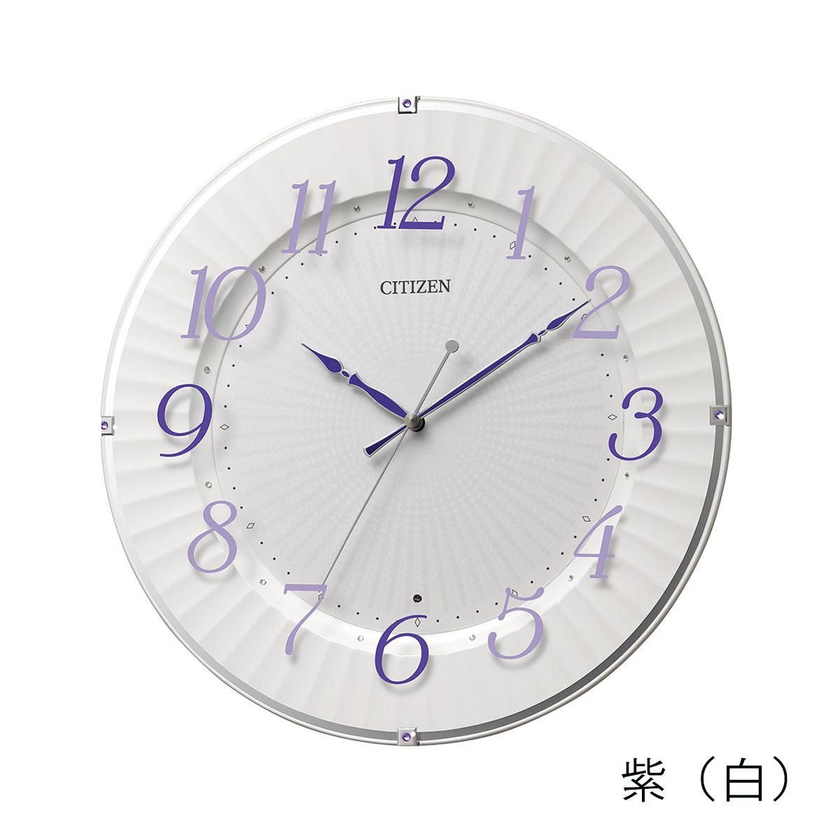 CITIZEN (シチズン) スタンダード掛時計 8MY537