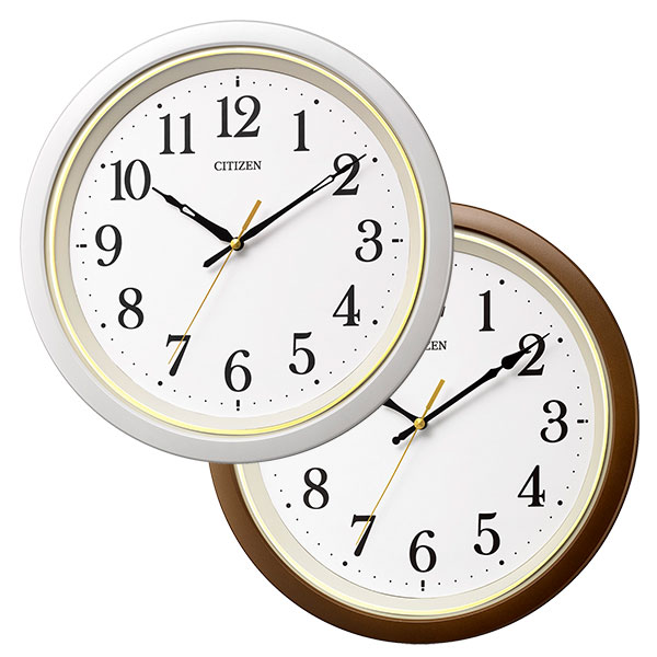 CITIZEN (シチズン) スタンダード掛時計 8MYA43