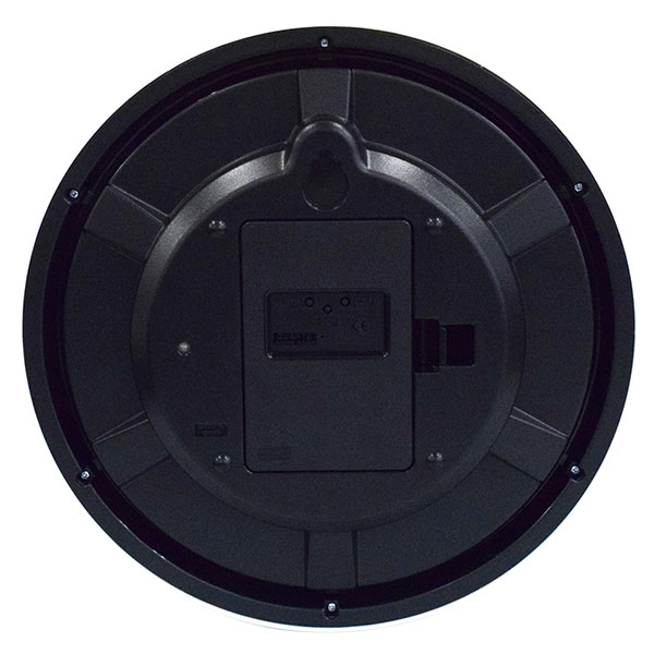 カシオ スタンダード電波掛時計 IQ-1060J-7JF
