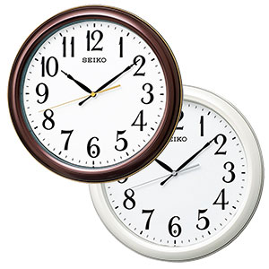 セイコー スタンダード電波掛時計 KX234