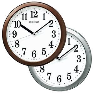 セイコー スタンダード電波掛時計 KX256