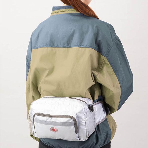 ショルダー&ウェストバッグ型 避難12点セット
