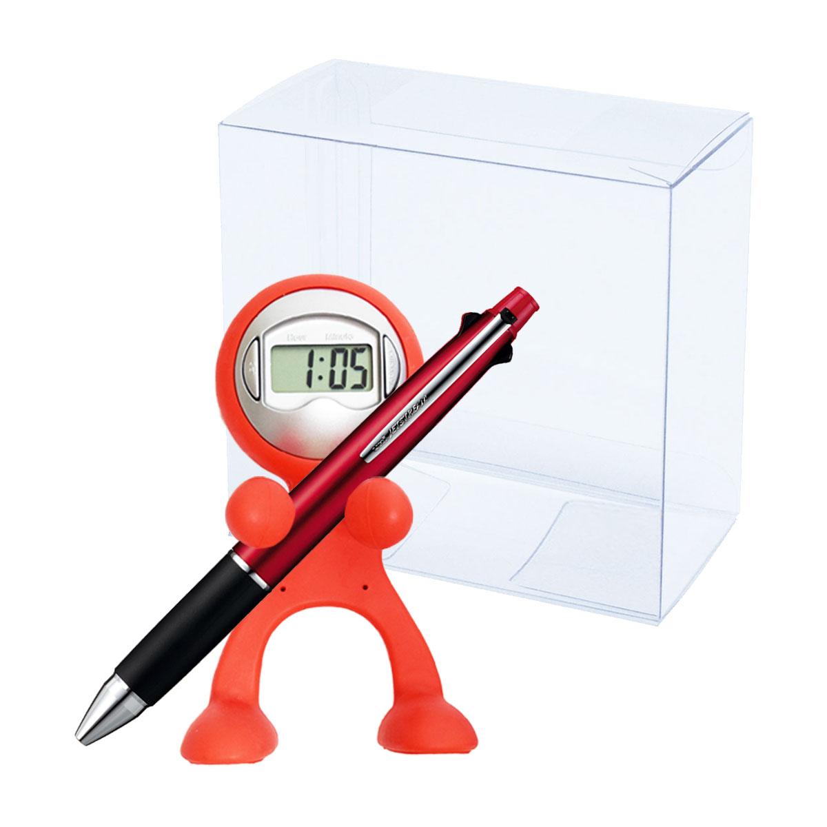 クロックレンジャー 三菱鉛筆 ジェットストリーム 5機能ペンセット