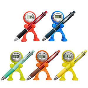 クロックレンジャー 三菱鉛筆 ジェットストリーム 5機能ペンセット (0.5mm)包装箱入り