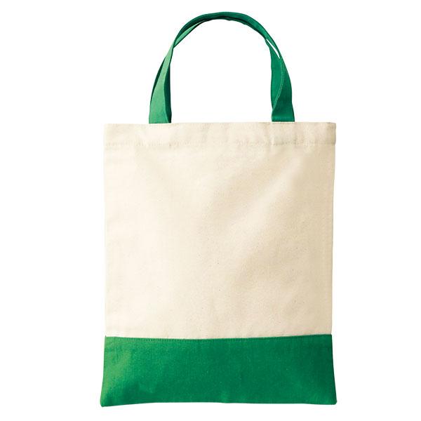 A4 リサイクルコットントートバッグ