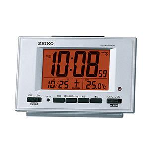 セイコー デジタル電波時計 卓上 SQ780S