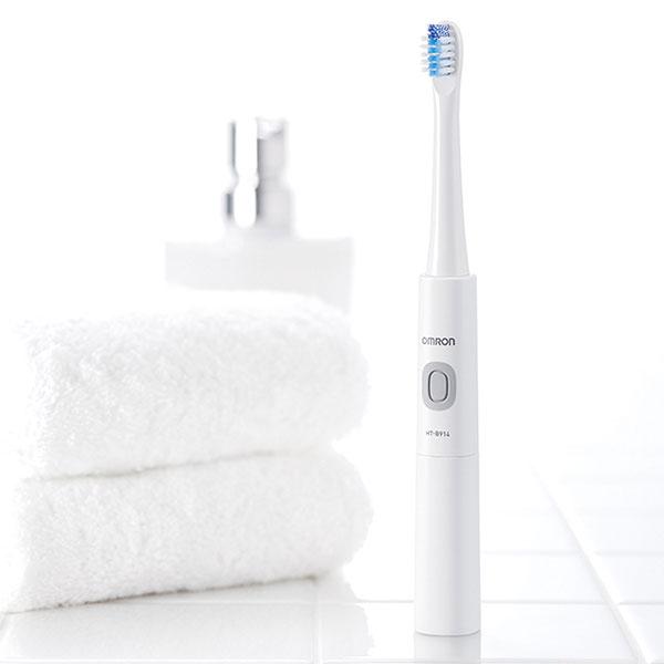 オムロン 音波式電動歯ブラシ HT-B914