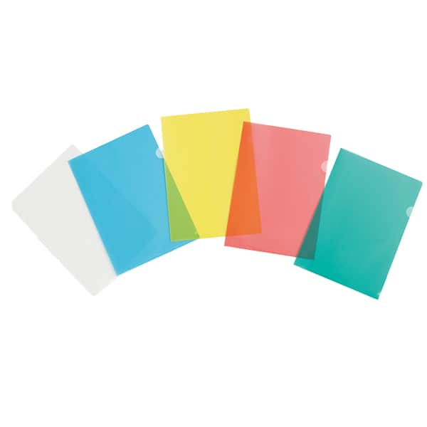 A4クリアファイル(シルク印刷)