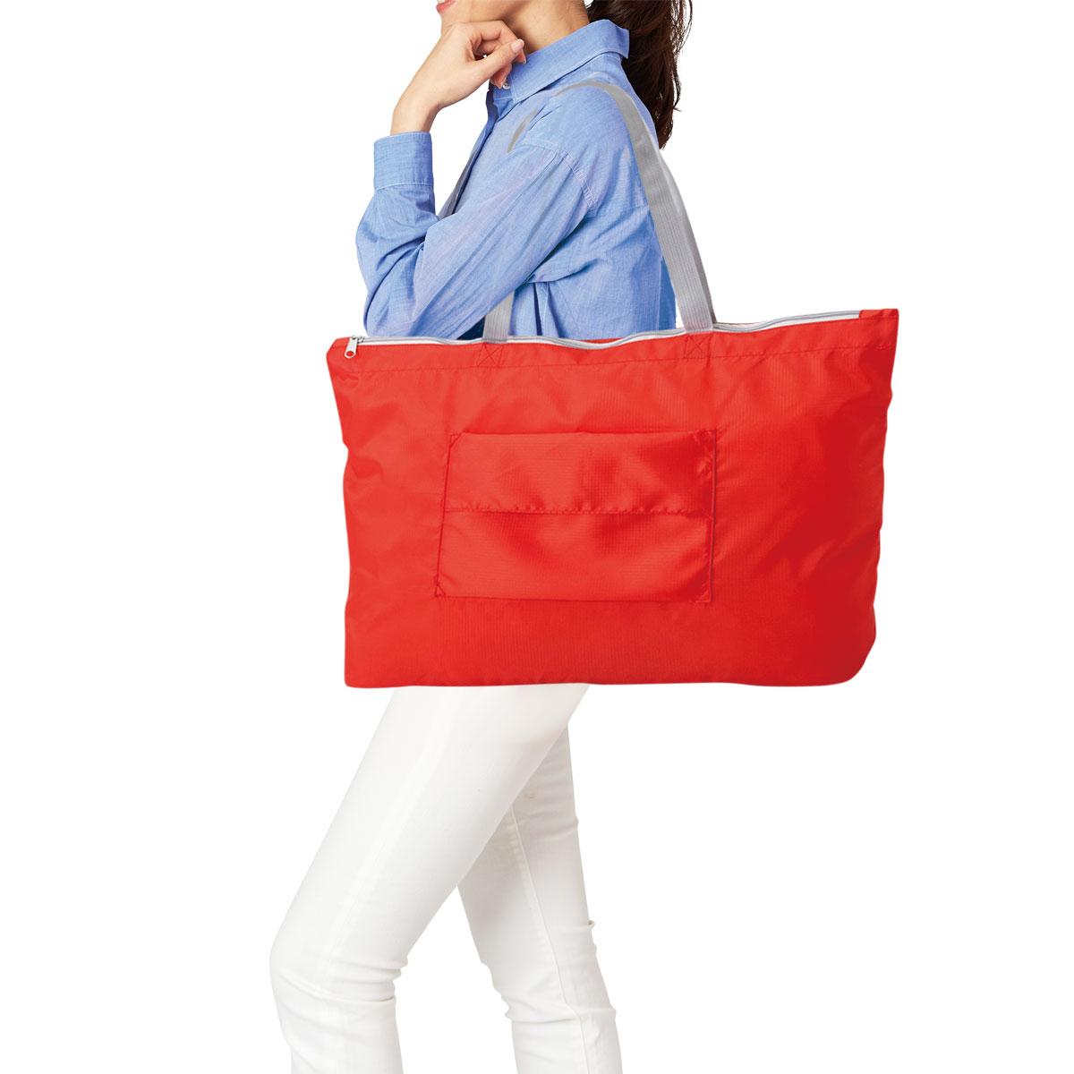 セルトナ 折りたたみキャリーセットバッグ(カラビナ付き)